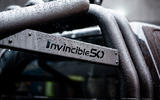 Toyota Hilux Invincible 50 2019 first drive review - roll bar