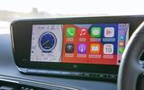 9 Toyota Mirai 2021 UK FD infotainment
