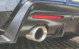 Toyota Supra 2019 UK first drive review - exhausts