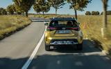 9 Toyota Yaris Cross 2021 UK LHD preprod tracking rear