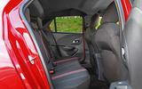 Vauxhall Corsa - interior
