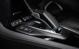 Vauxhall Grandland X Hybrid4 2020 first drive review - gearstick