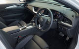 9 Vauxhall Insignia GSI 2021 UK first drive review cabin