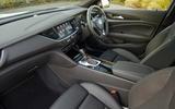 9 Vauxhall Insignia SRI VX line 2021 UK FD cabin
