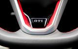Volkswagen Golf GTI Clubsport 2020 first drive review - steering wheel