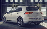 Volkswagen Golf GTI Clubsport - rear