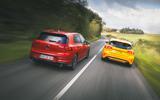 Volkswagen Golf GTI - rear