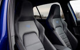 Volkswagen Golf R 2020 first drive review - front seats