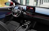 9 Volkswagen ID4 GTX 2021 FD dashboard