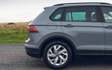 9 Volkswagen Tiguan 2021 UK FD rear hatch