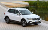 Volkswagen Tiguan eHybrid 2020 first drive review - static front