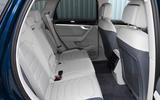 Volkswagen Touareg 3.0 TSI 2019 UK first drive review - rear seats