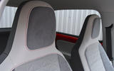 Volksawgen Up 1.0 2020 UK first drive review - seats