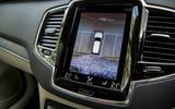 Volvo XC90 B5 petrol 2020 UK first drive review - infotainment
