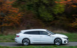 Volkswagen Arteon Shooting Brake eHybrid 2020 first drive review - on the road side
