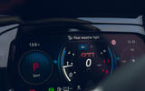 9 VW Golf GTI Clubsport 2021 UK first drive review instruments