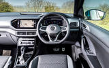 Volkswagen T-Cross R-Line 2020 UK first drive review - dashboard