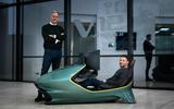 90 Aston Martin AMR C01 simulator tested Marek