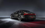 Auto E-tron GT concept official press reveal - static rear
