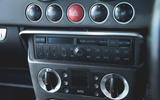90 Audi TT mk1 Bauhaus feature 2021 radio