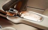 Bentley EXP 100 GT Concept official images - centre console