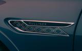 90 Bentley Flying Spur Mulliner official reveal decals