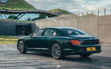 90 Bentley Flying Spur PHEV 2021 official images static rear