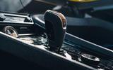 90 Bentley Mulliner Bacalar prototype drive 2021 gearstick