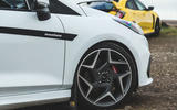 Britain's best affordable drivers car 2020 - Fiesta Mountune - alloy wheels