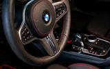 BMW 1 Series 128ti official reveal - steering wheel