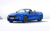 90 BMW M4 Convertible 2021 official reveal static