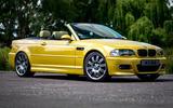 90 BTBWD clash BMW M3 convertible