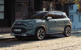 90 Citroen C3 Aircross MY2021 official images static