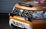 Dacia x Future Terrain - LEDs