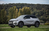 DS 3 E-Tense 2019 first drive - static front