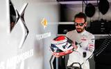 90 DS Formula e feature 2021 helmet