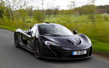 90 fastest cars tested by Autocar McLaren P1