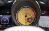 Ferrari 488 GTB rewind - instruments
