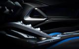 Ferrari Omologata official images - interior trim