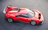 Ferrari P80/C 2019 reveal official pictures - render top