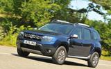 9 Future Classic SUVs - Dacia Duster