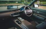 90 Genesis vs Audi twin test 2021 genesis cabin