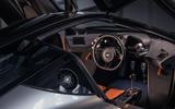 Gordon Murray T50 official reveal - interior
