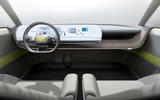 Hyundai 45 concept official reveal - dashboard