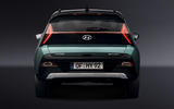 90 Hyundai Bayon 2021 official images rear end