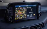 Hyundai Tucson N Line 2019 reveal - infotainment