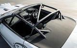 Jaguar F-Type rally car 2019 driven rollcage