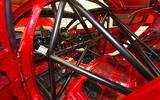 99 Kia Stinger GT420 racer - rollcage