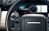 Land Rover Discovery Sport 2019 official reveal - instruments