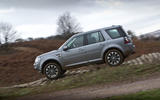 Land Rover Freelander 2 used buying guide - off-road